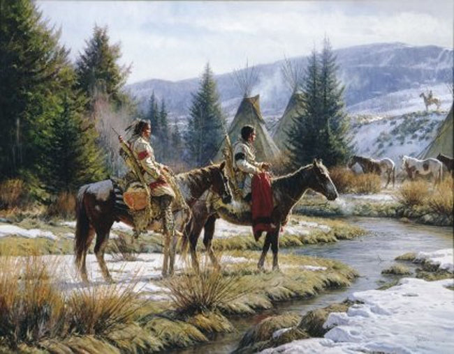 Martin Grelle Morning Vigil