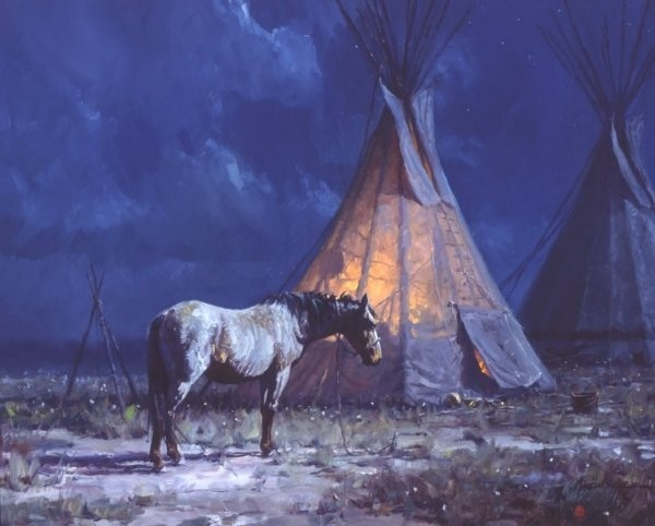Martin Grelle Night Glow