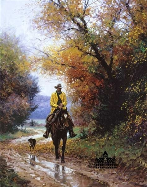 Martin Grelle Rainy Autumn