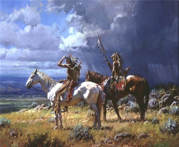 Martin Grelle Seeking Buffalo