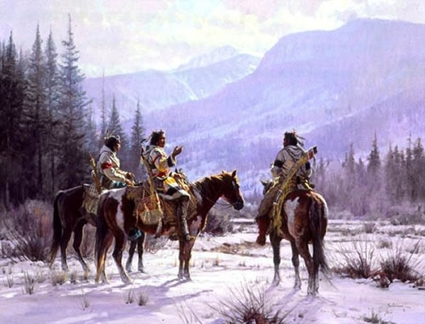 Martin Grelle Stories Of Winter