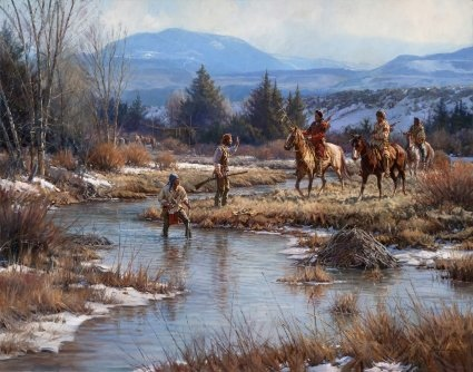 Martin Grelle Trappers