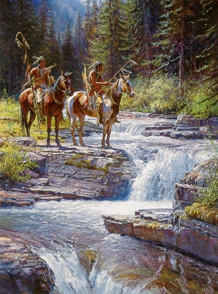 Martin Grelle When Waters Speak