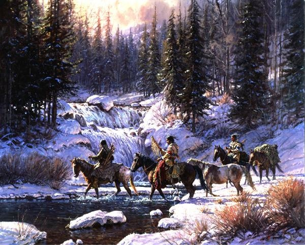 Martin Grelle Winter Quest
