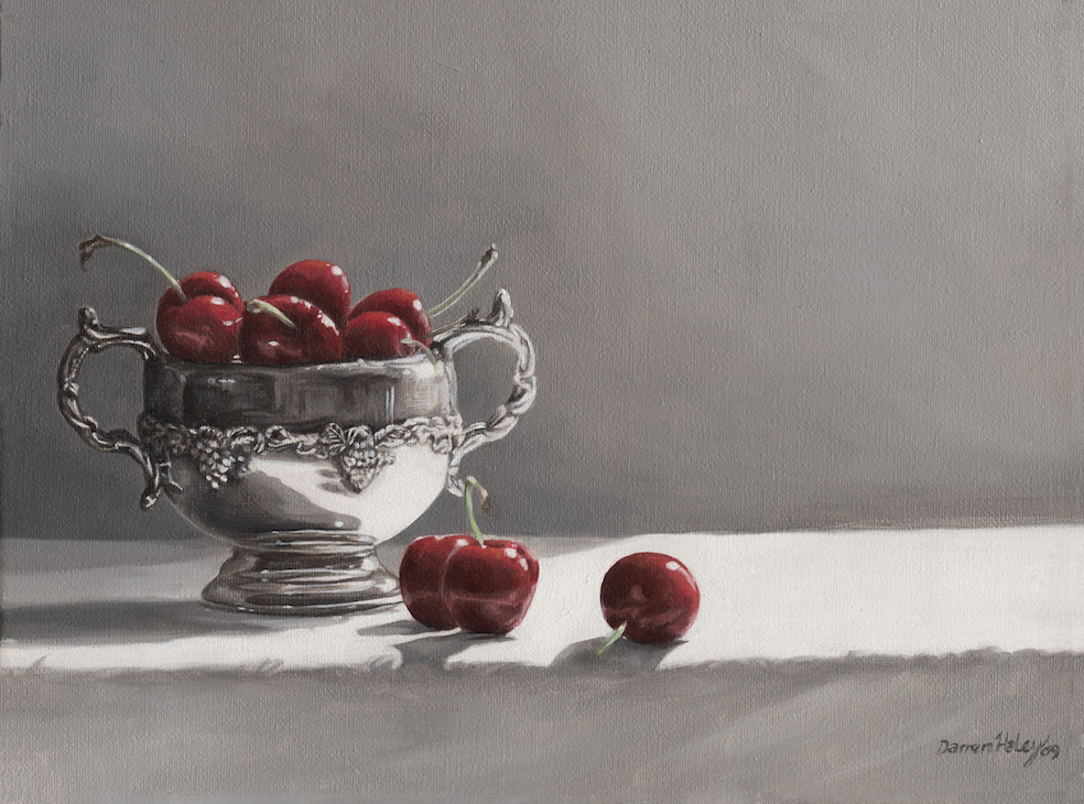 Darren Haley Cherries