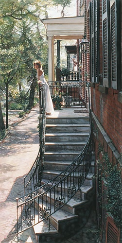 Steve Hanks A New Beginning