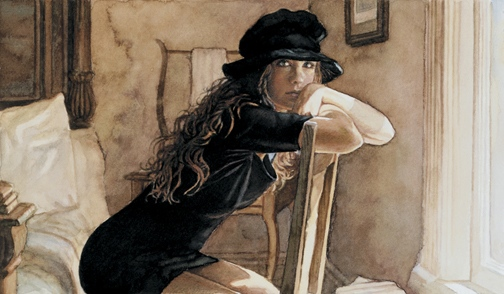 Steve Hanks A Quiet Place