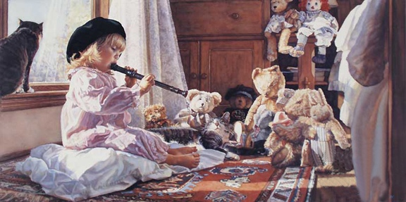 Steve Hanks Captive Audience