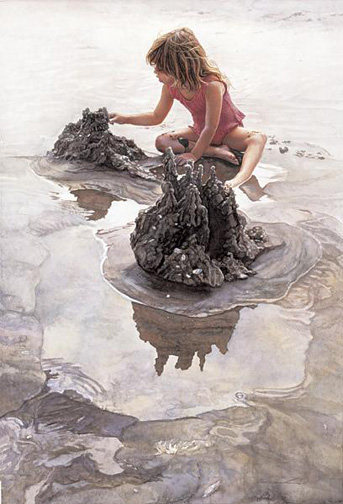 Steve Hanks Castles In The Sand