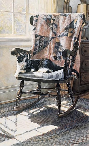 Steve hanks Cats Lair