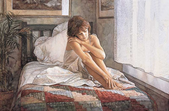 Steve Hanks Contemplation