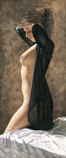Steve hanks Her Time