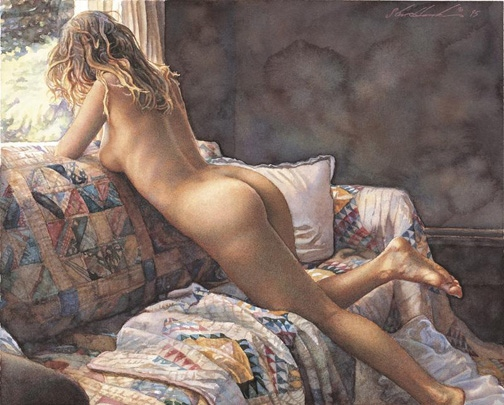 Steve hanks Interior View