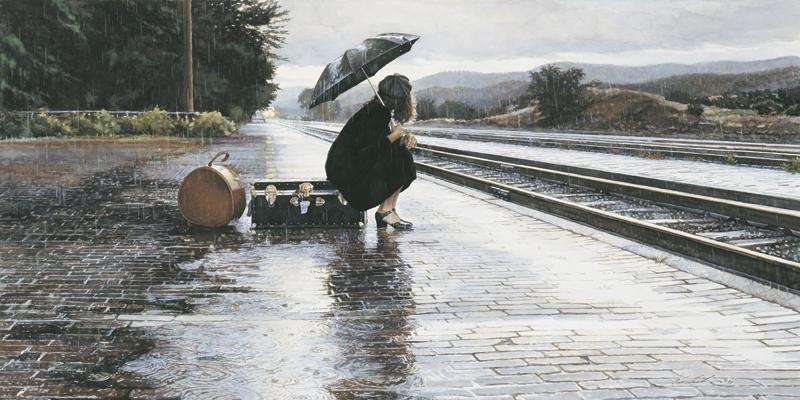 Steve hanks Leaving In The Rain