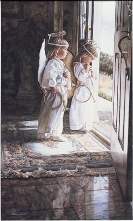 Steve hanks Little Angels
