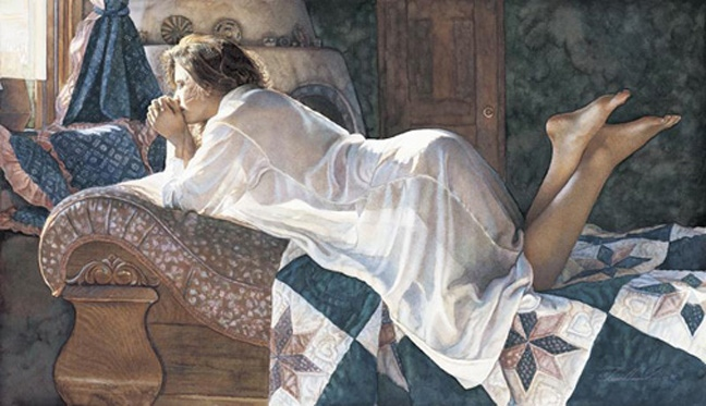 Steve Hanks Matters Of The Heart