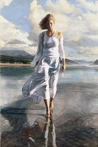 Steve hanks Moving On