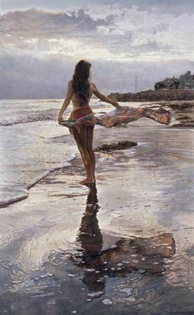 Steve hanks Ocean Breeze