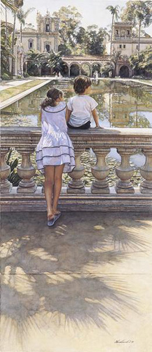 Steve hanks Places I Remember