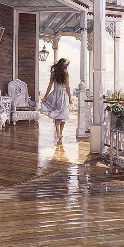 Steve Hanks Sunshine After Rain