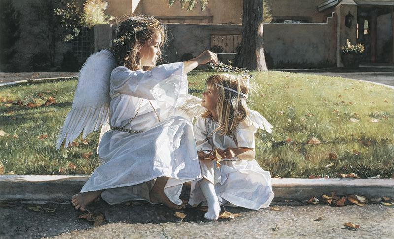 Steve hanks Someone To Watch Over Me