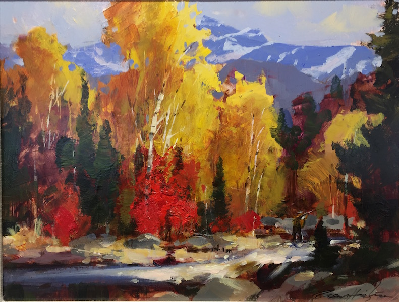 Brent Heighton A Cast In The Mountains