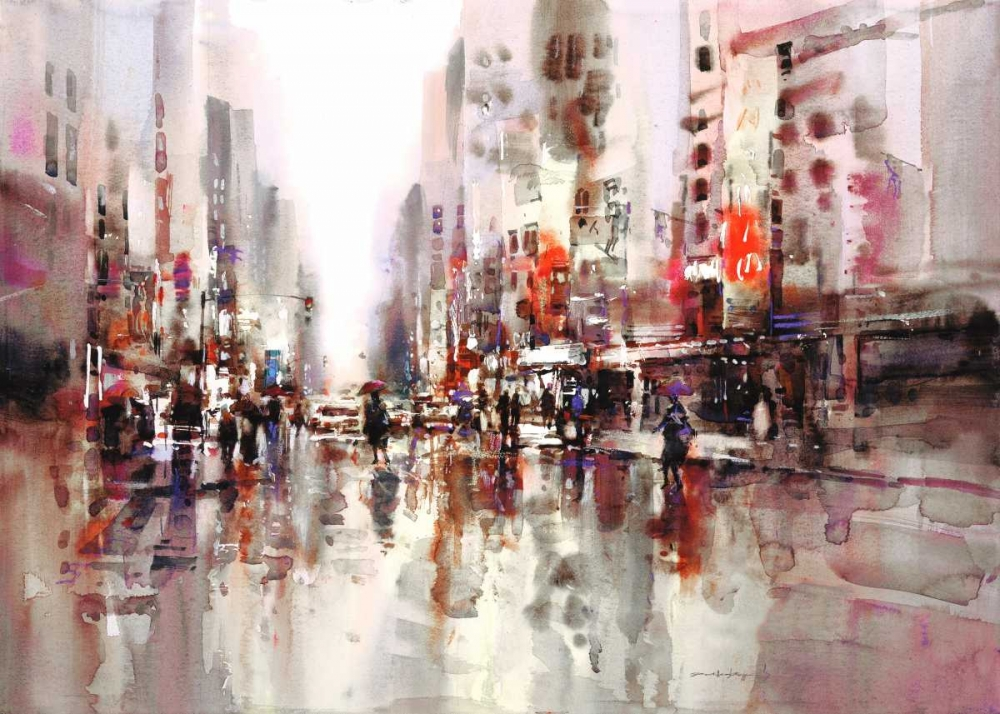 Brent Heighton city rain 1