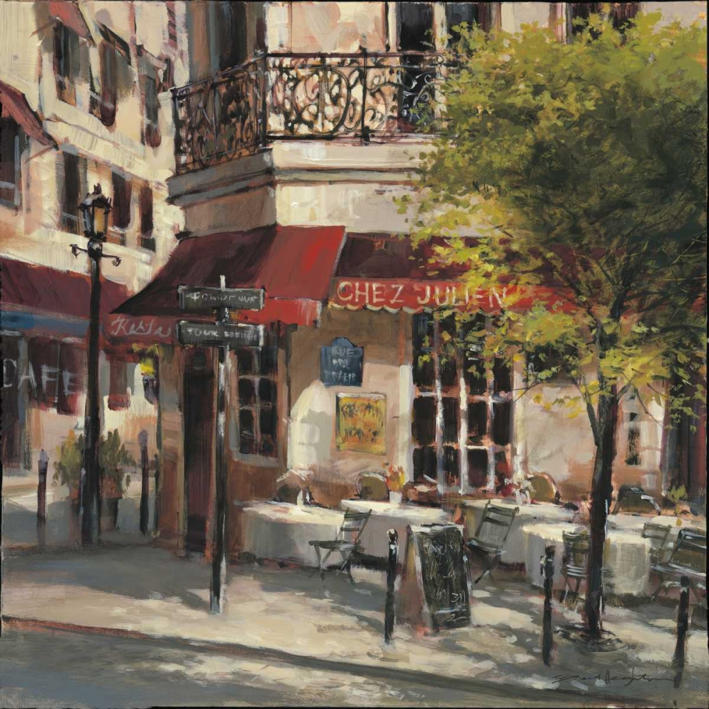 Brent Heighton Corner Cafe