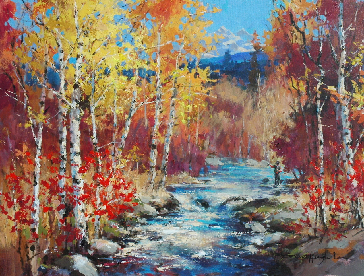 Brent Heighton Fall Reflections