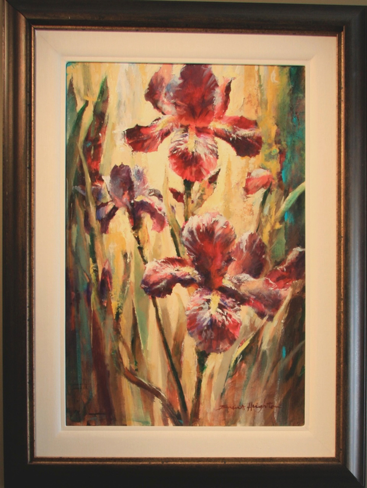 Brent Heighton Irises