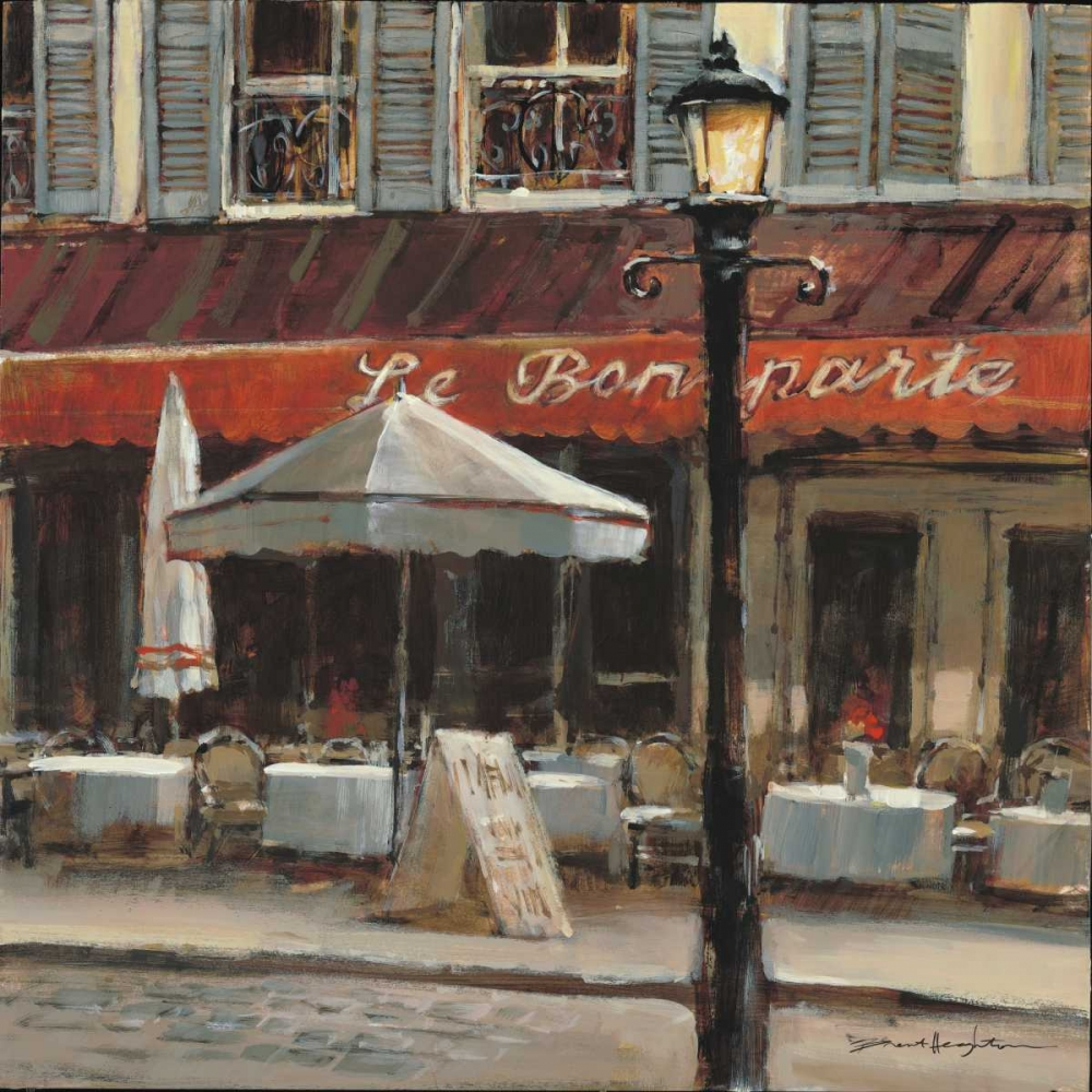 Brent Heighton Latin Quarter