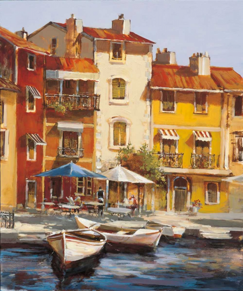 brent heighton mediterranean waterfront II