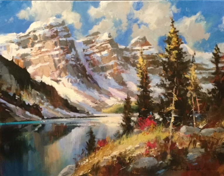 Brent Heighton Moraine Lake