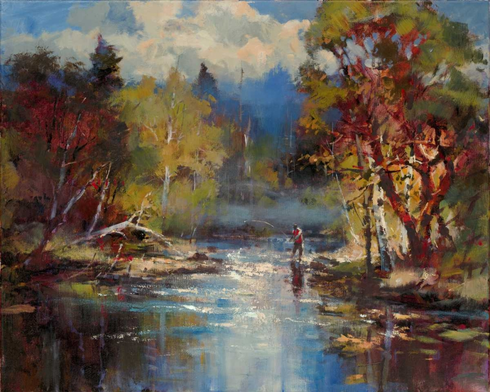 brent heighton mountain stream