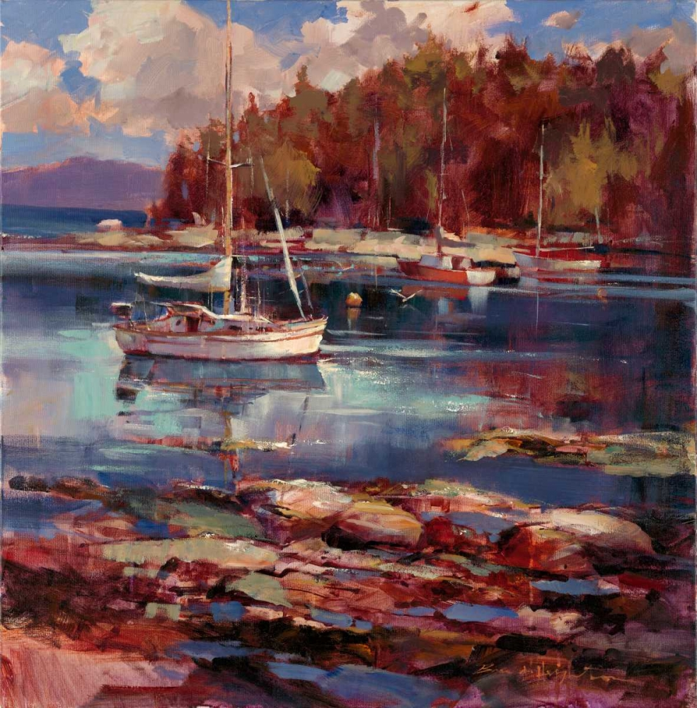 brent heighton peaceful cove