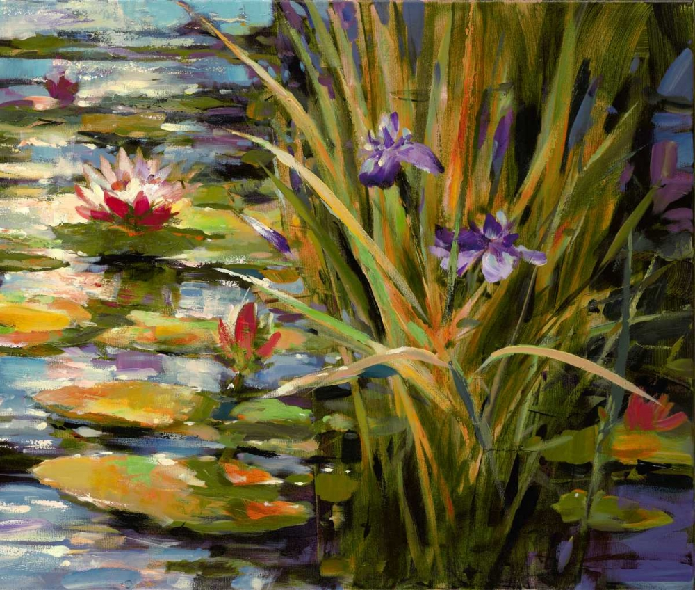 brent heighton pond iris