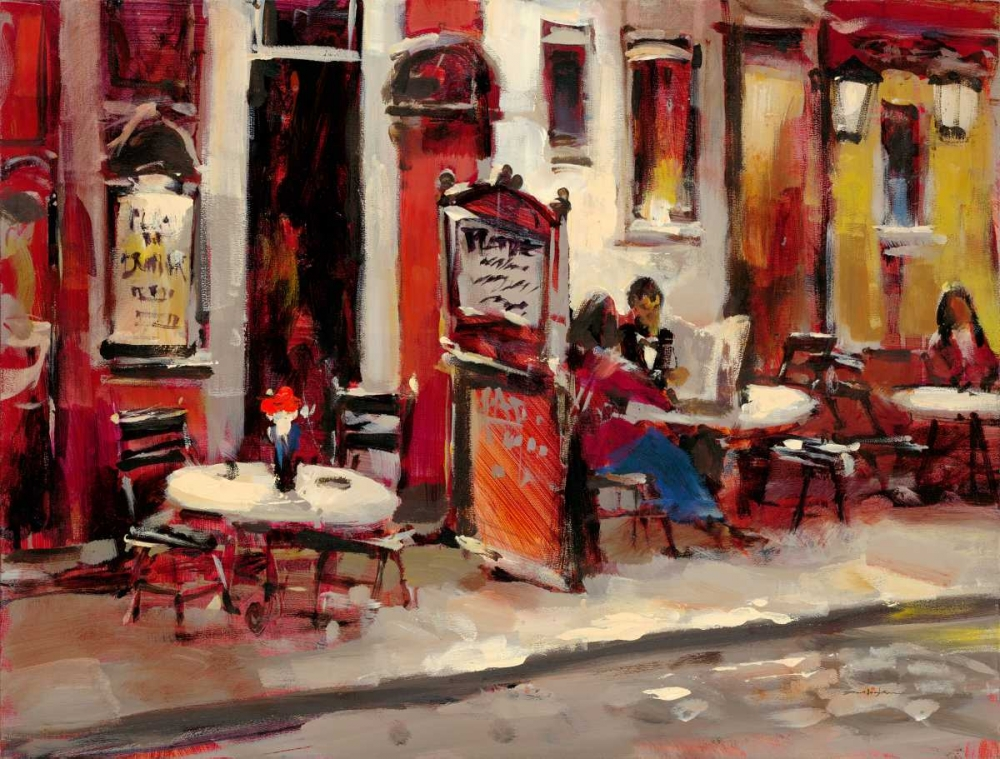 brent heighton sidewalk cafe