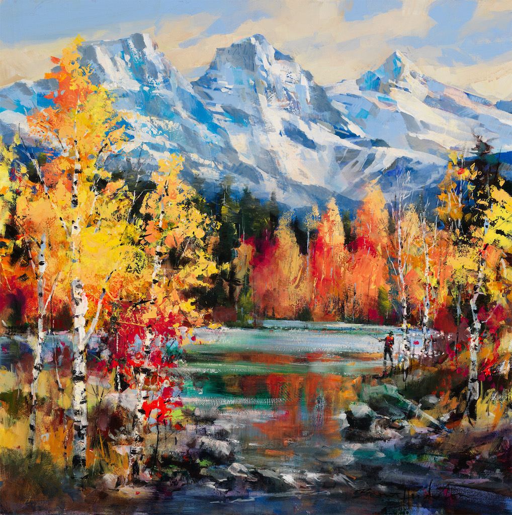 Brent Heighton Three Sisters