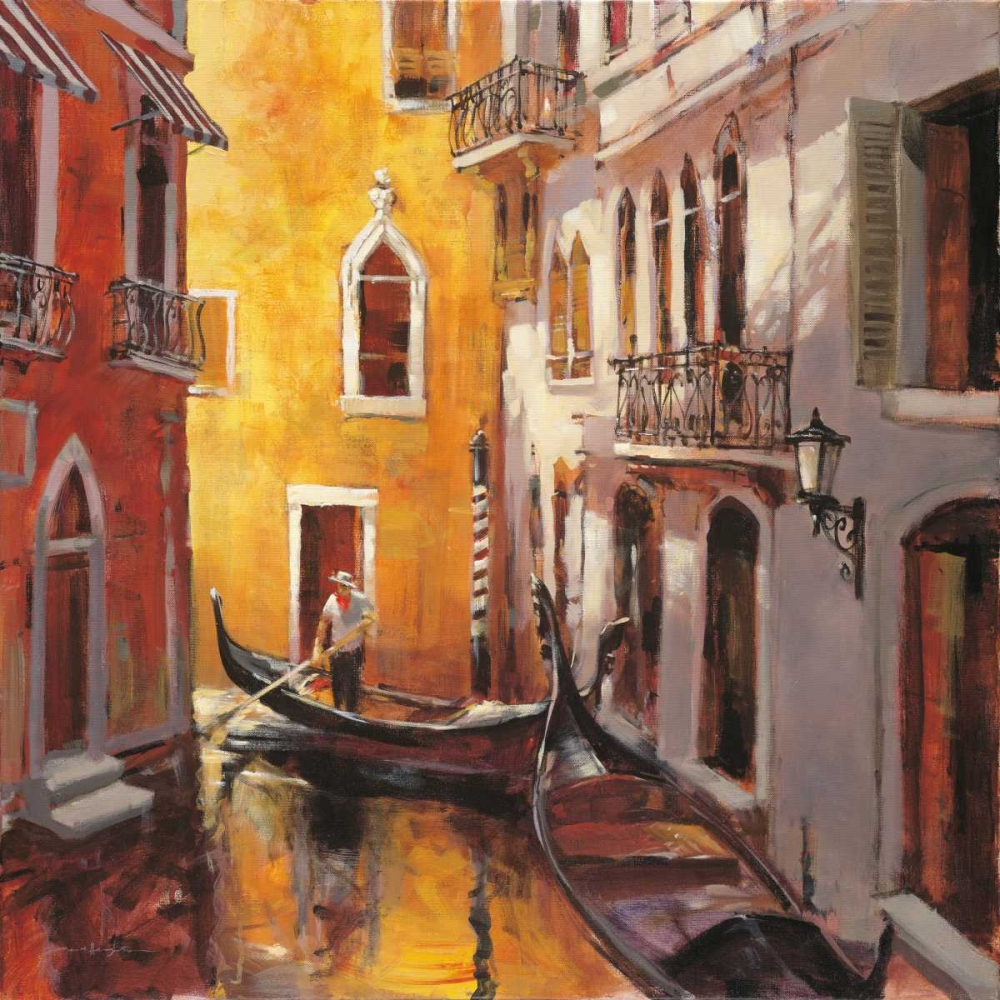 Brent Heighton venice morning
