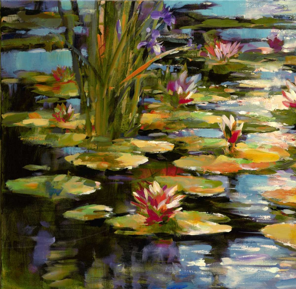 brent heighton water lily