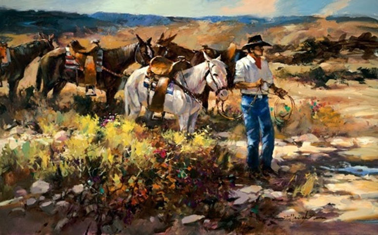 Brent Heighton Watering Hole