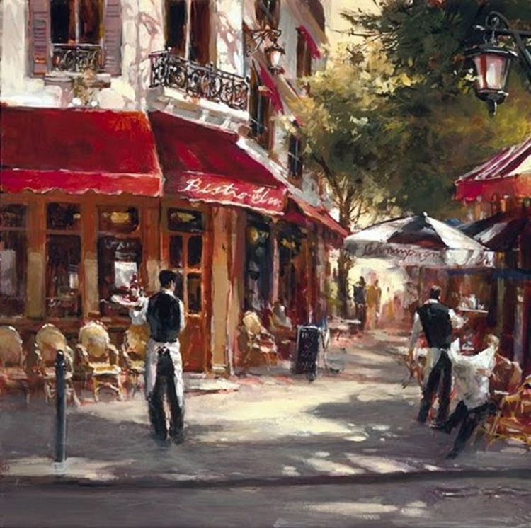 Brent Heighton Bistro at Elen