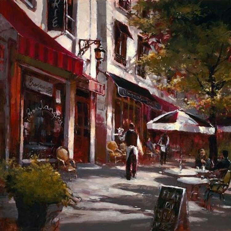 Brent Heighton Boulevard Cafe