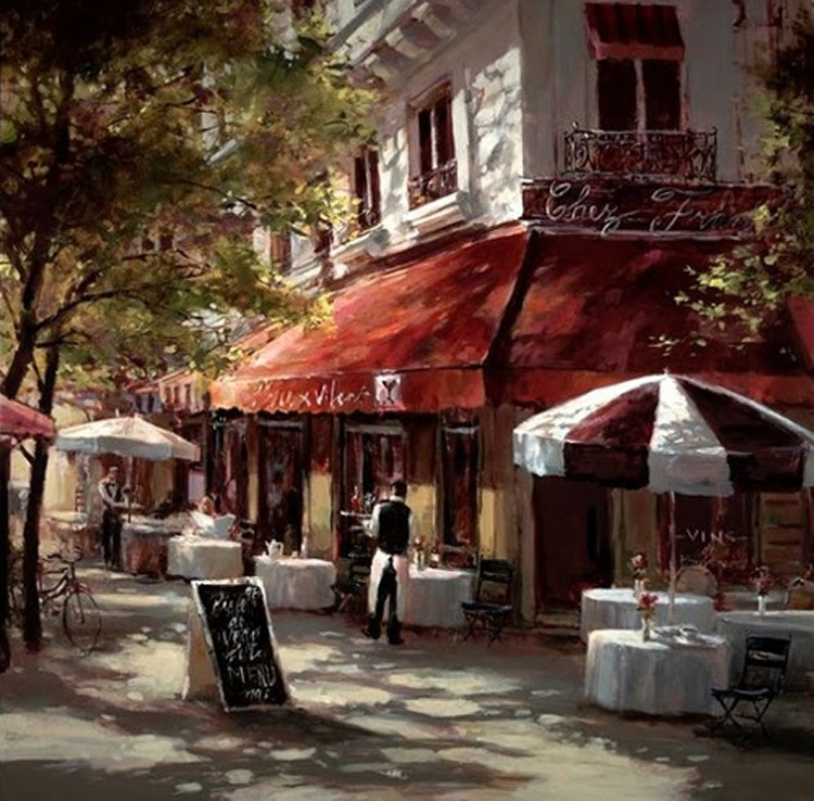 Brent Heighton Cafe Francette