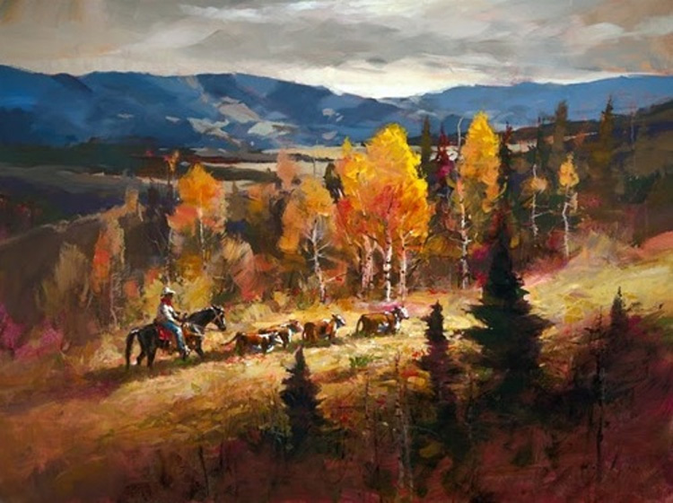 Brent Heighton The Yearlings