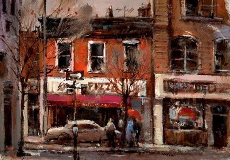 Brent heighton Old Town