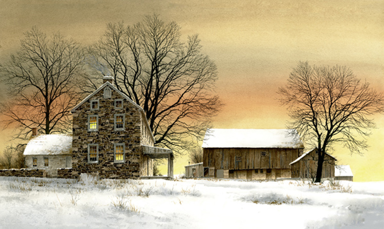 Ray Hendershot Another Winter