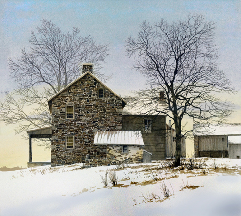 Ray Hendershot On a Clear Day