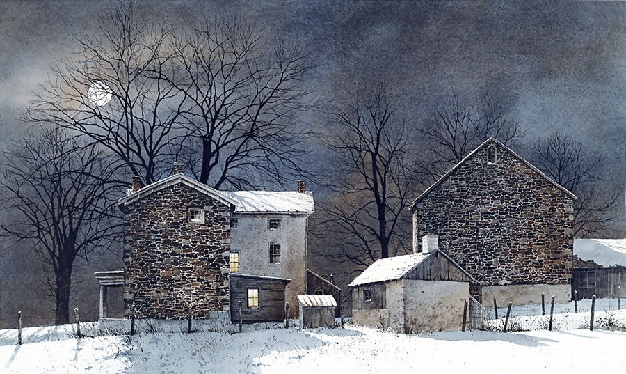 Ray Hendershot Witch Moon
