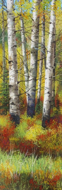Andrew Kiss Autumn Aspen